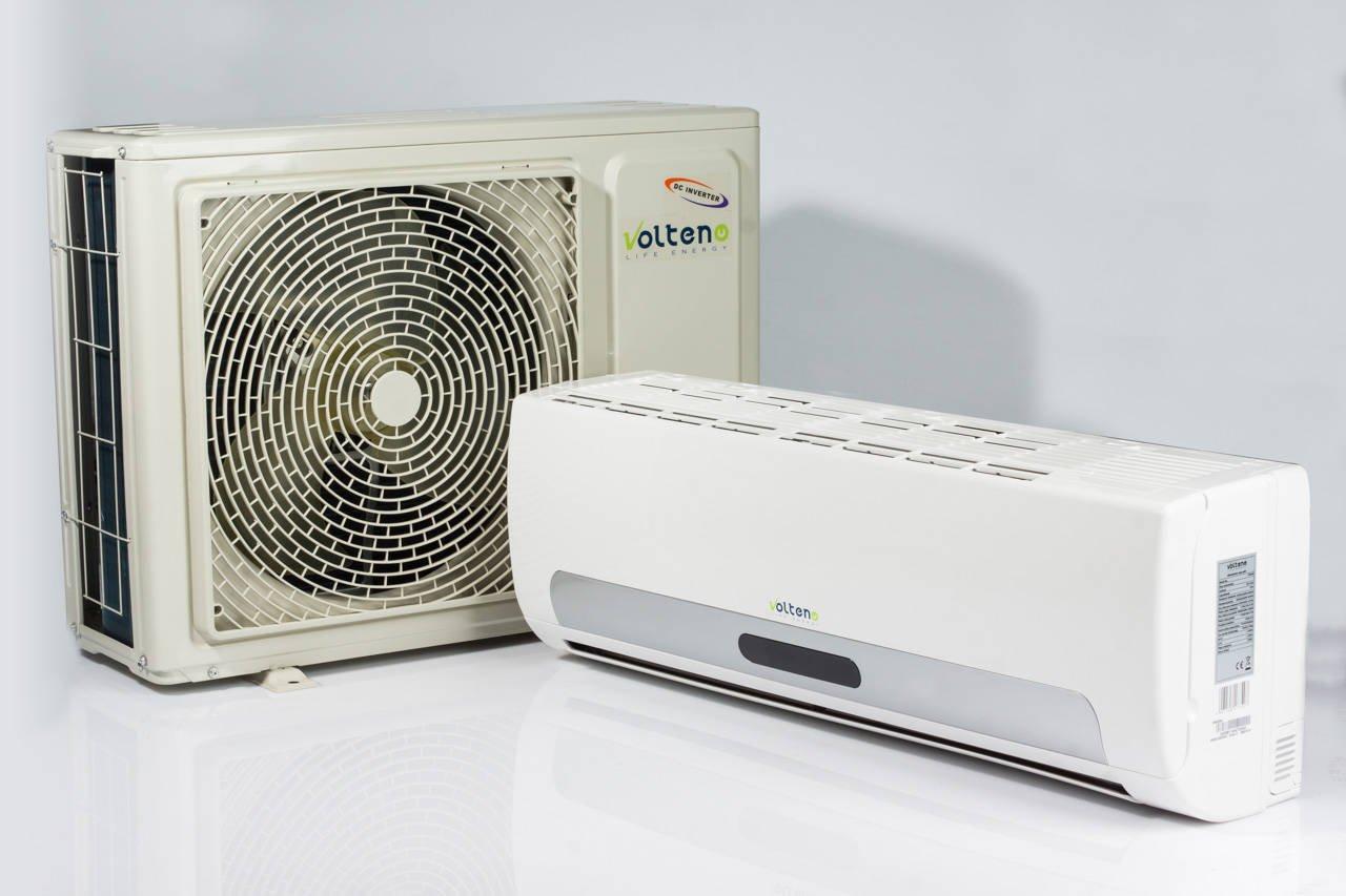 Kompletny klimatyzator jednostka wewnętrzna i zewnętrza VOLTENO